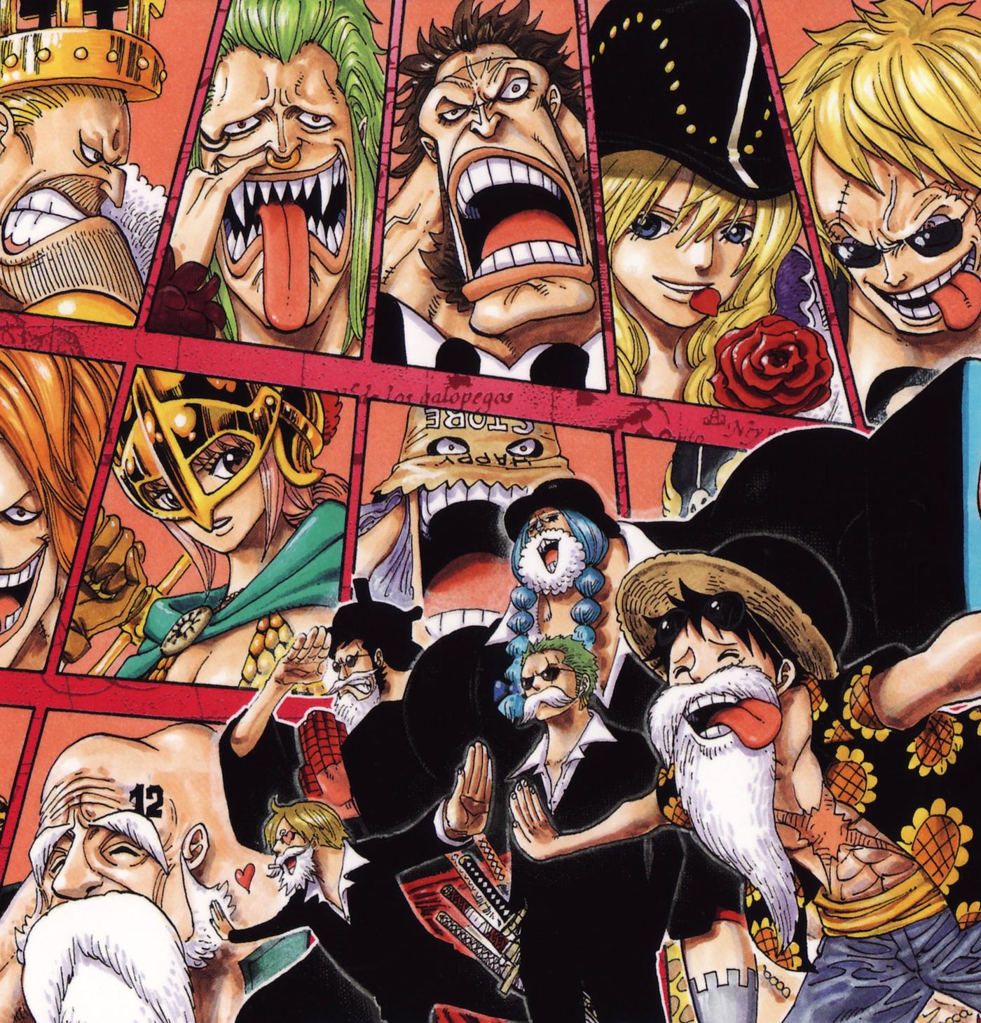 One Piece Dressrosa