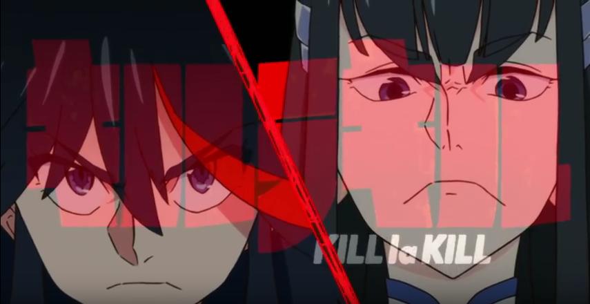 Kill La Kill - Header